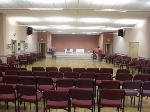 Llangennech Centre - Main Hall - Theatre Style Back
