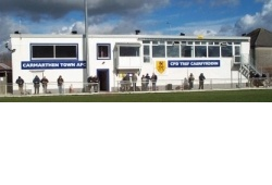 Carmarthen Town AFC Community Centre, Carmarthen