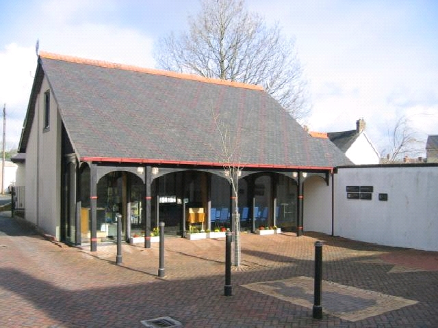 Whitland, The Hywel Dda Centre, Whitland